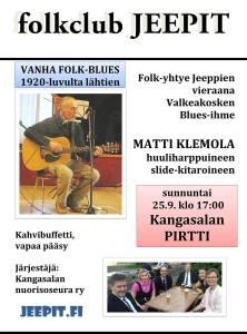 folkclub-juliste_klemola