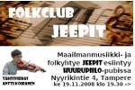Folkclub Jeepit - lööppikuva