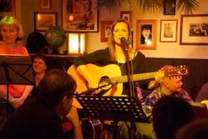 Stefanie Kohlhoff ja Jeepit-yhtye